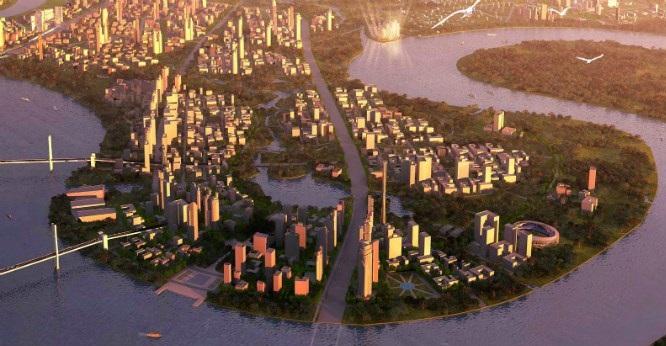 Khu đô thị mới Thủ Thiêm