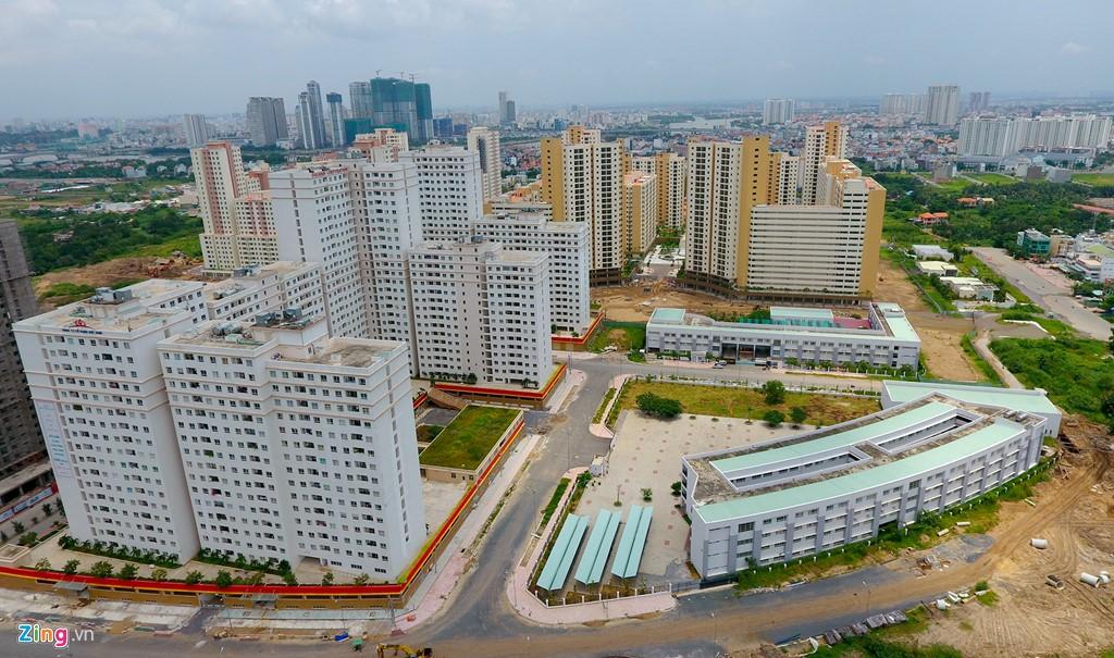 Khu tái định cư An Phú Bình Khánh