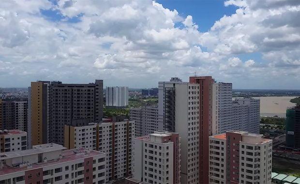 Căn hộ tái định cư Khu đô thị mới Thủ Thiêm Quận 2