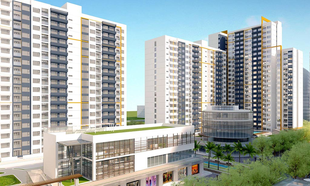 Chung cư New City Thủ Thiêm