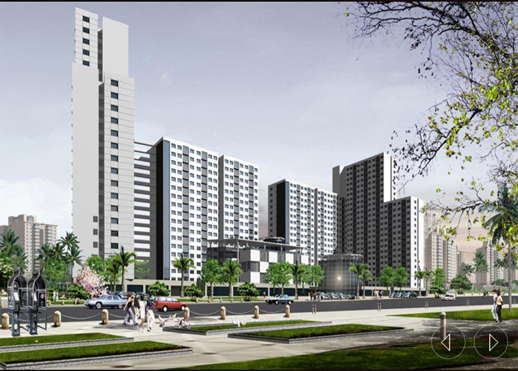 Dự án căn hộ New City Thuận Việt