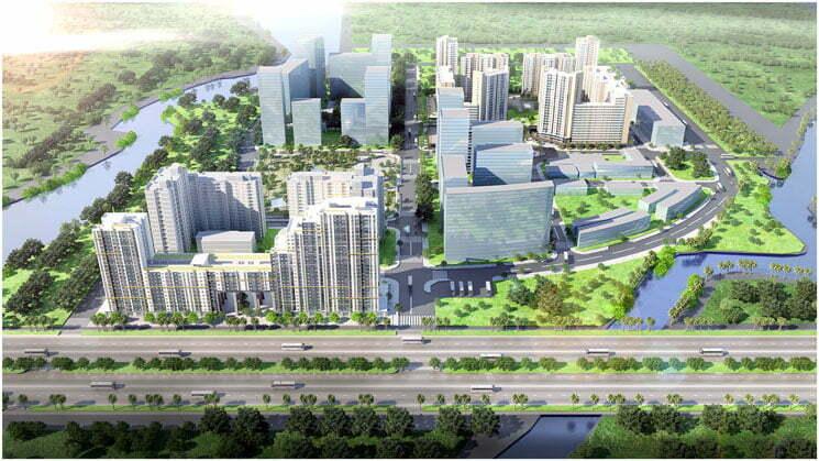 Dự án New City Quận 2