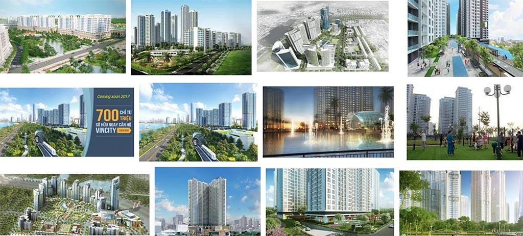 Căn hộ Vin City Hồ Chí Minh