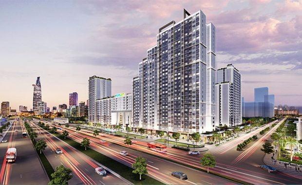 Cho thuê căn hộ New City Thủ Thiêm Quận 2