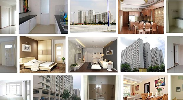 Cho thuê căn hộ New City Thuận Việt