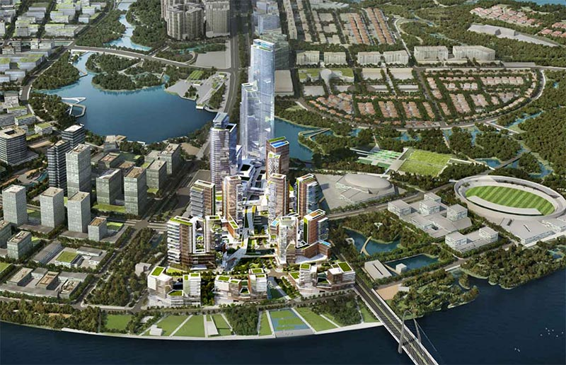 Dự án Empire City Thủ Thiêm Quận 2