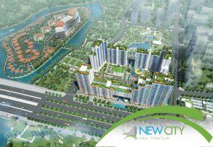 New City Thuận Việt bán và cho thuê