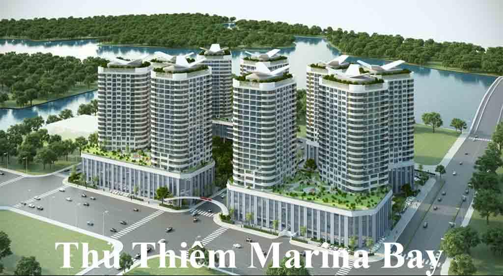 Thủ Thiêm Marina Bay Quận 2