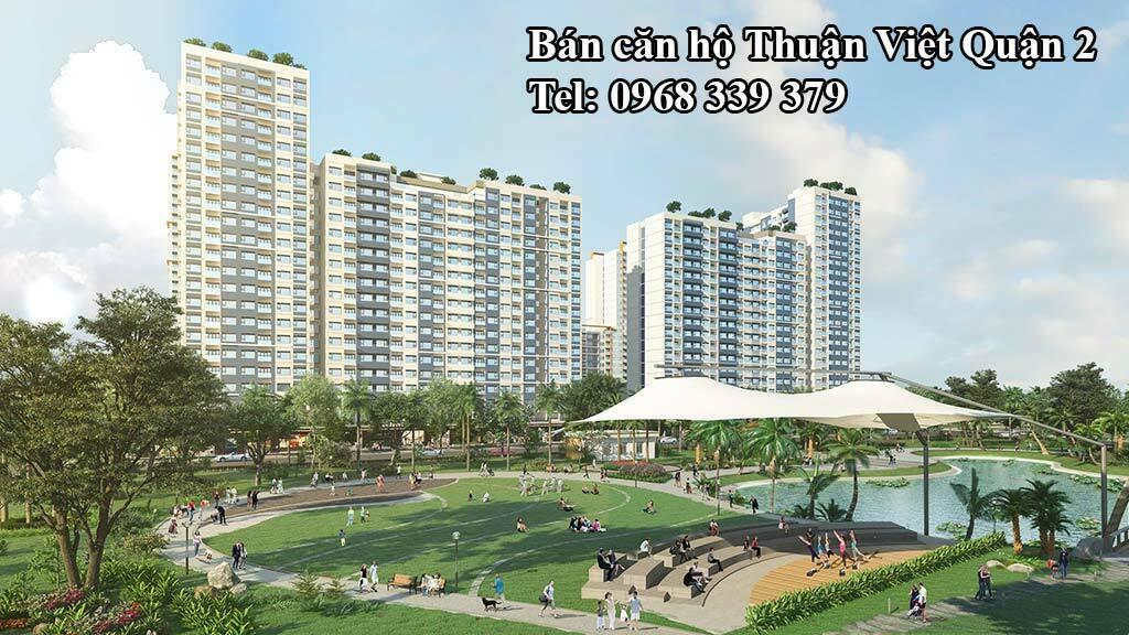 Bán căn hộ Thuận Việt Quận 2 giá rẻ