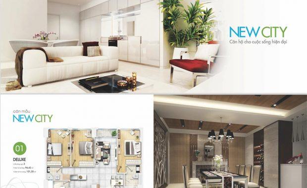 Cho thuê chung cư New City Thủ Thiêm Q2