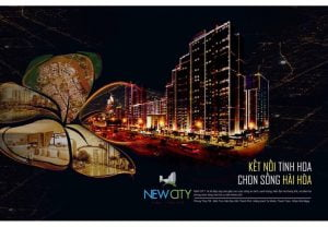 Bán căn hộ New City Thủ Thiêm Quận 2 giá gốc