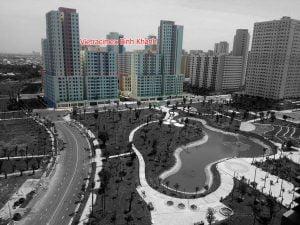 Cho thuê căn hộ Vietracimex Bình Khánh Quận 2