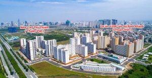 Chung cư Bình Khánh Thuận Việt bán và cho thuê