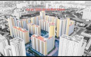 Dự án 2200 căn hộ Bình Khánh Quận 2