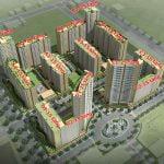 Mặt bằng căn hộ Thuận Việt Quận 2