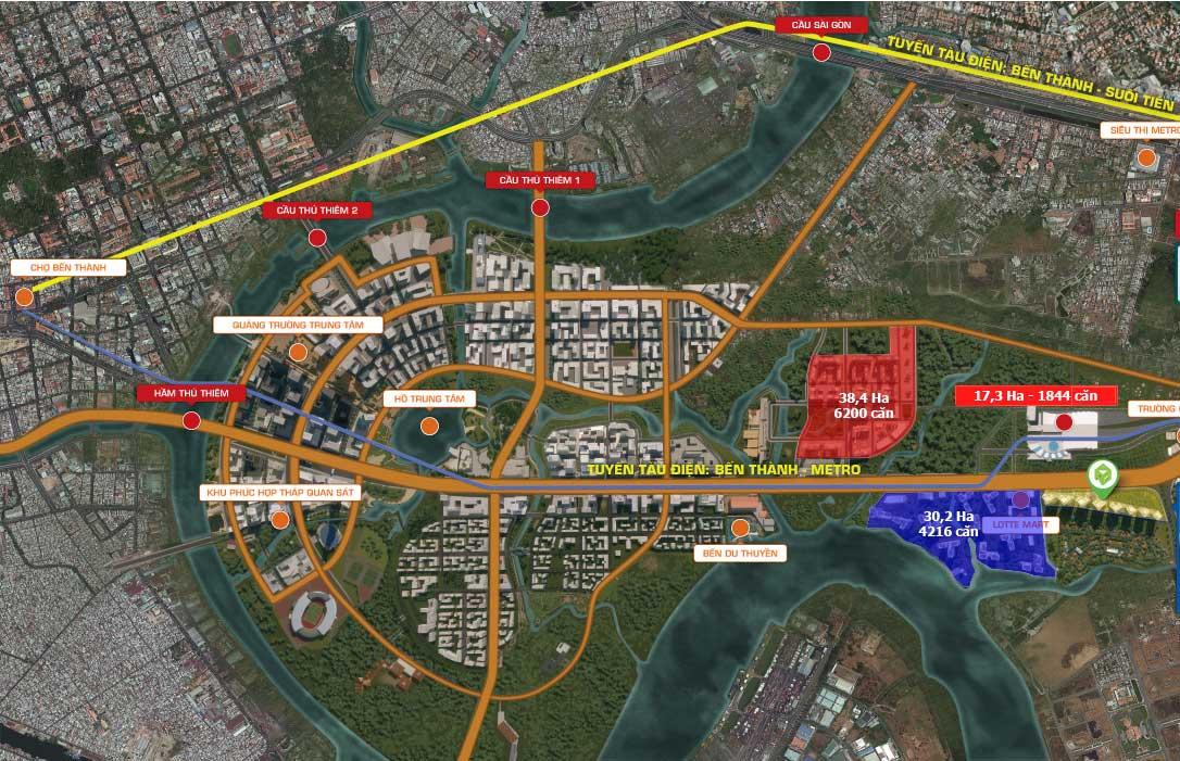12500 căn hộ Bình Khánh Quận 2 bán