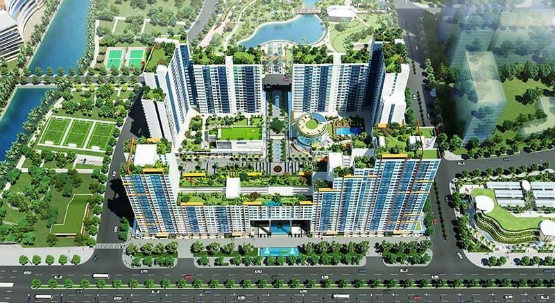 Bán căn hộ New City Bình Khánh Quận 2