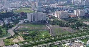 Khu 17,3 ha căn hộ Bình Khánh Quận 2
