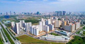 Khu 38,4 ha căn hộ Bình Khánh Q2