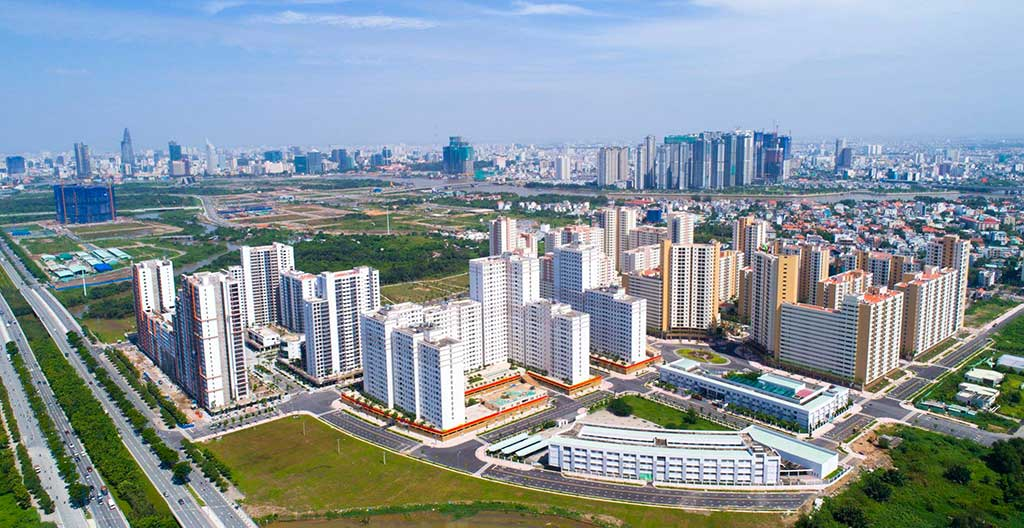 Bán chung cư Thuận Việt Quận 2 từ quý 3 năm 2018