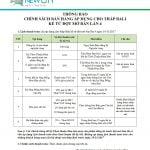 Chính sách bán hàng New City Thủ Thiêm ngày 19-11-2017