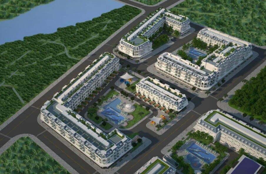 Dự án Thủ Thiêm Lake View CII