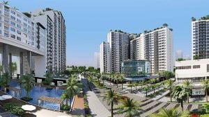 Bán căn hộ Thuận Việt 3 phòng ngủ