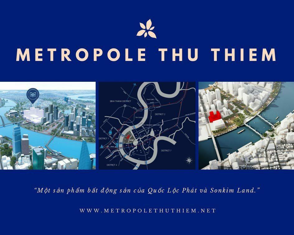 Bán căn hộ Metropole Thủ Thiêm Quận 2