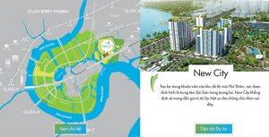 Dự án căn hộ New City Thủ Thiêm Quận 2