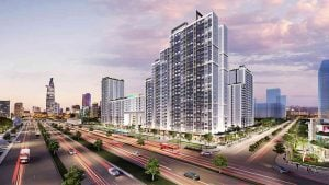 Dự án New City Thủ Thiêm đường Mai Chí Thọ