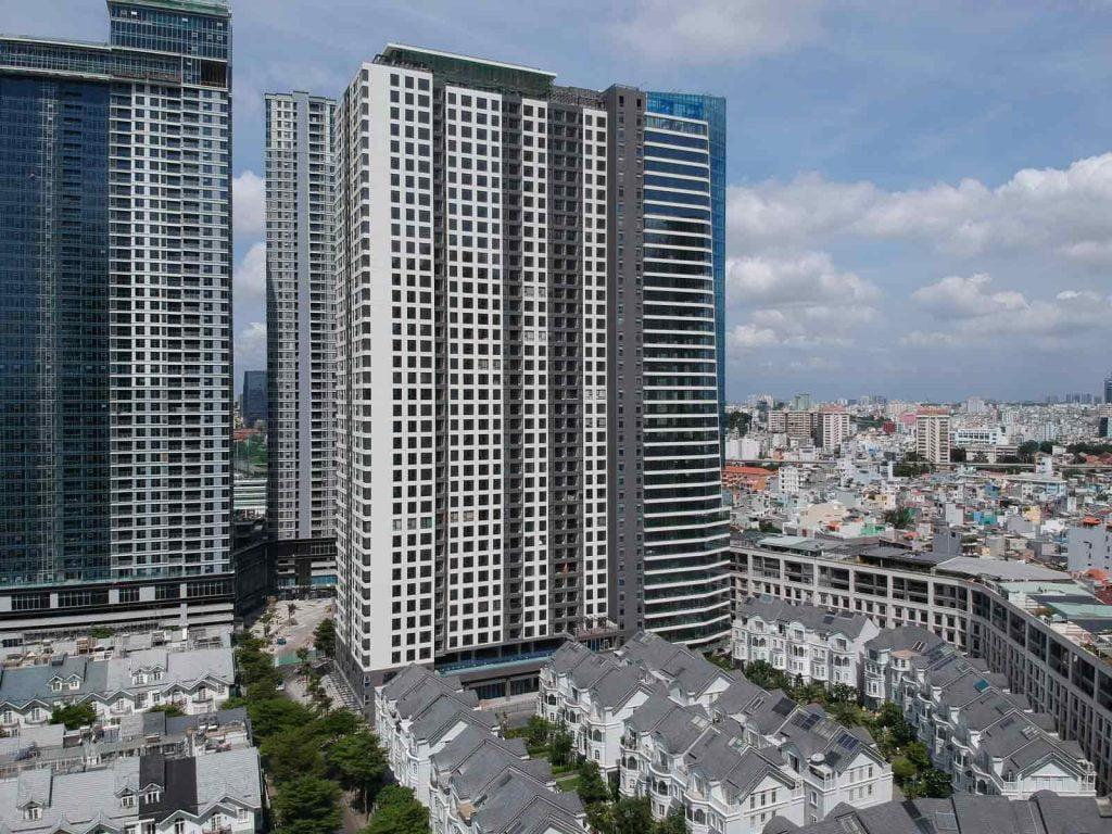 Opal Saigon Pearl cho thuê 1234 phòng ngủ