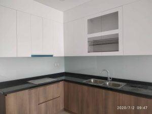 Nhà bếp căn hộ 2 phòng ngủ
